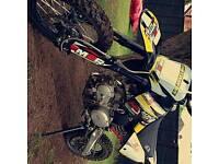 125cc m2r racing pitbike