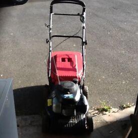 Mountfield lawnmower (self propelled)
