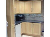 Andrew James 33 Litre Mini Kitchen Oven and Grill with Double Mini Hob- Model: AJ000548 Black - AXS