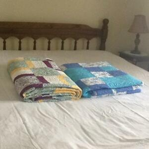 Home Made Quilt/Blanket-New