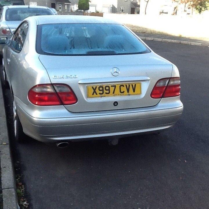 Mercedes CLK 200 Kompresser Avantgarde