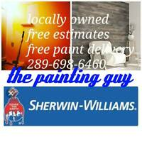 the painting guy-locally owned- established-rush jobs welcomed