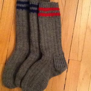 Men's Hand Knit Socks