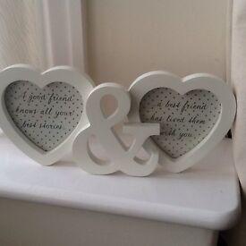 Love heart frames