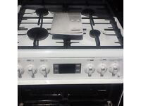 Leisure gas cooker with double oven and grill