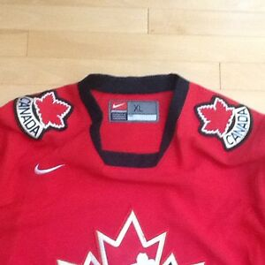 Team Canada Hockey Jersey for Oiler Jersey