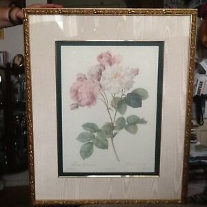 Pictures in frames (roses) Peterborough Peterborough Area image 2