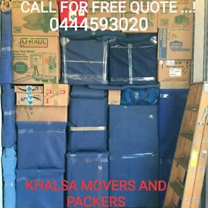 KHALSA MOVERS AND PACKERS