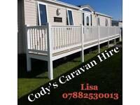 Caravan Golden Sands (wales)