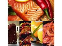 Gourmet Blast Frozen Food..