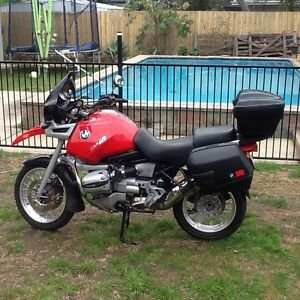 BMW R 1100 GS St Leonards Outer Geelong Preview