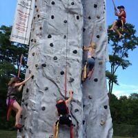 Portable Rock Climbing Walls