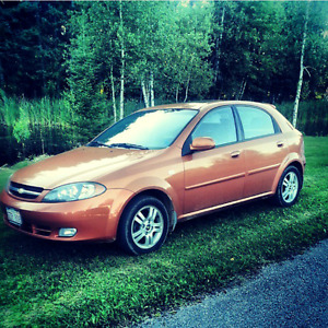 2007 Chevy Optra for sale!