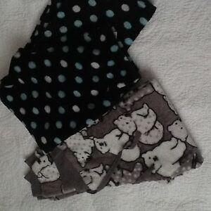 Justice fleece pyjama pants