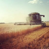 Custom Conventional Combining  $35/acre