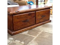 Matching Dining Tablesix Chairscoffee Table And Sideboard