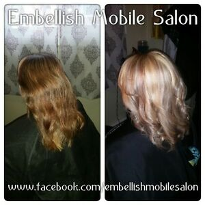Weddings, Hair Extensions, Hair Colour, Highlights, Cuts & More Belleville Belleville Area image 7