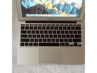 """MacBook Air 11"""" i5 suitable for travelling or in university,Excellent working conditionIn Box."""