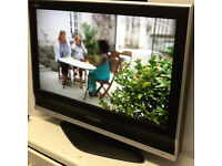 """26"""" PANASONIC LCD FREEVIEW TELEVISION BRILLIANT PICTURE WITH REMOTE CONTROL"""