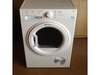 Hotpoint Aquarius 9kg condenser tumble dryer