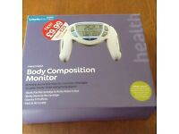 Body Composition Monitor - Hand Held