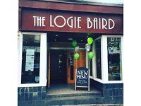 Head Chef Vacancy - Logie Baird, Helensburgh