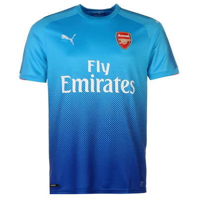 Puma Arsenal Away Football Shirt Mens 2017/18