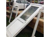 Double Glazed External Upvc Door