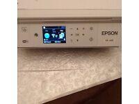 Epson XP-445 Wireless WiFi All-In-One Printer Epson Warranty 21/12/2017 NO INKS