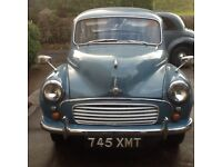 Classic Car Morris Minor for Sale
