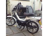Tomas Flexer 45 (moped)