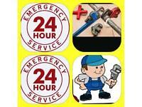 Plumber service drain 24/7 call