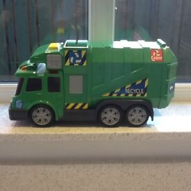 Green Bin Lorry Truck for sale in excellent condition