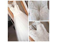 Ronald Joyce wedding dress size 12