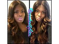 Afro Caribbean Hair Dresser Stylist Virgin Hair Extensions Wig Maker