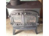 Wood burner villager kitchener