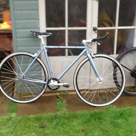 Cooper Sebring l'eroica town flip flop lightweight classic single speed or fixie bike