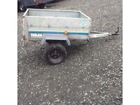 Trelgo car trailer in great condition.