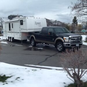 Truck and 5th Wheel