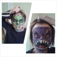 Giggleface :) FACE PAINTING! Great birthday idea! $80 per hour
