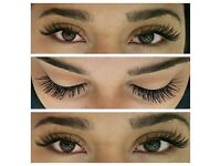Eyelashes extension one by one. City centre of Bristol. Bs1