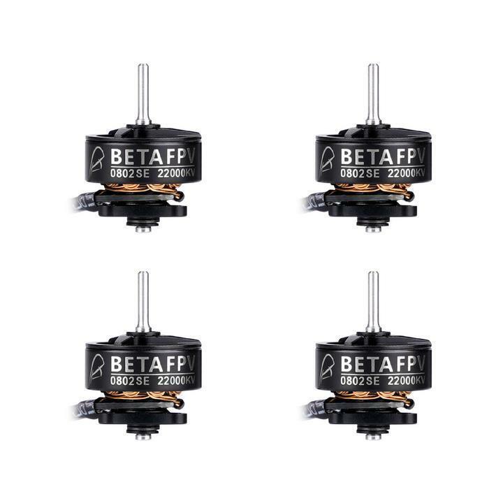 BetaFPV 0802SE 22000KV Brushless Whoop Motor Set of 4