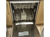 Dishwasher INDESIT IDL 530 Freestanding in Fully Working Condition - Used