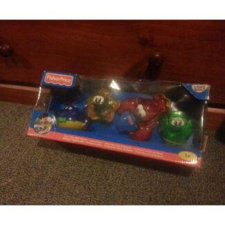 Fisher Price Stay 'n' Play bath friends toy still in box Doonside Blacktown Area Preview