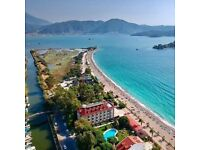 Turkey's Mediterranean - Relax in a new s/c Apartment with pool close to shops and local amenities