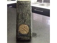 Troika coffin vase