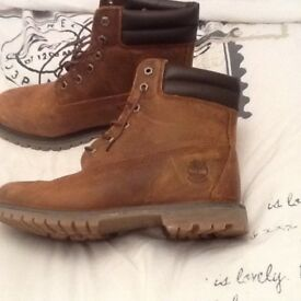 Womens timberland boots size 8 new