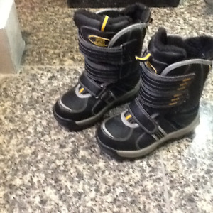 Bottes  hiver femme taille 3