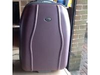 Suitcase to clear £9.99 hard shell