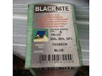 Blacknite Velux Window Blinds